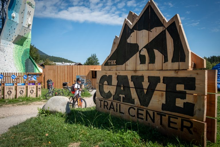 The Cave Trail Center